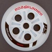Powerslide Roadrunner Polyurethan Rad für Nordic Cross-Skates