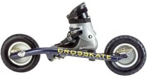 Crosskate - Cross-Skate aus den U.S.A.