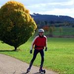Auf Cross-Skates fit und gesund älter werden – Teil 1