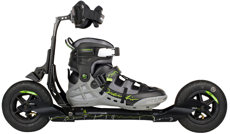 powerslide xc trainer 2012 im Cross-Skate-Shop