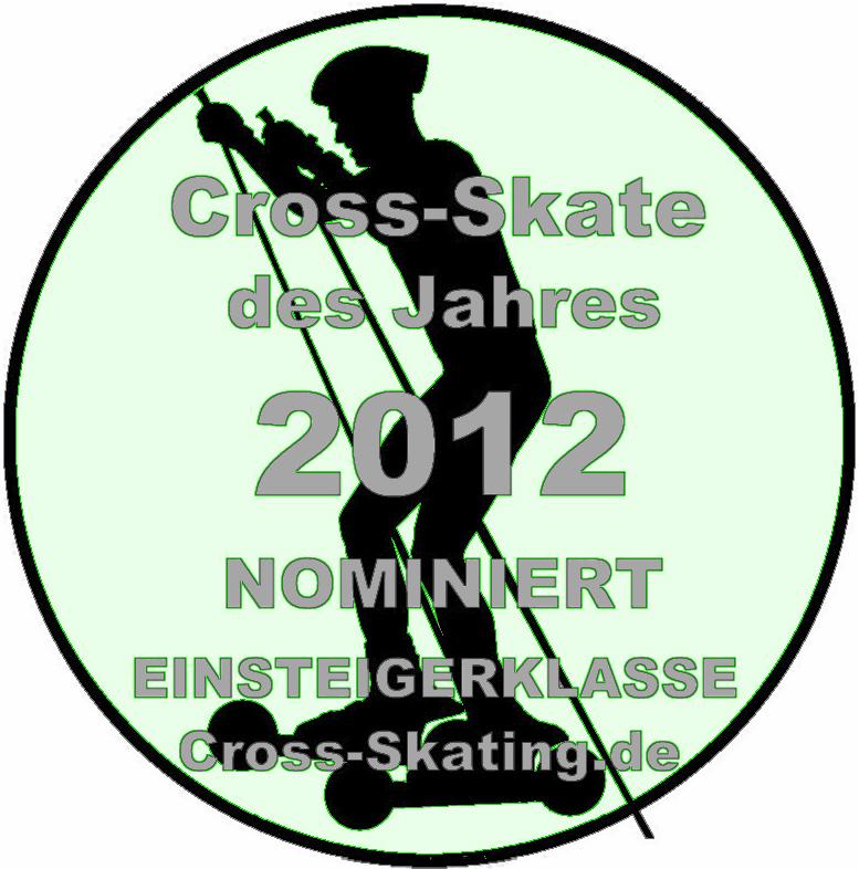 Cross-Skate des Jahres2012-Einsteiger