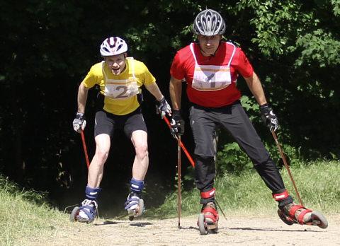 Cross-Skates gehören zu den effizientesten Trainingsgeräten