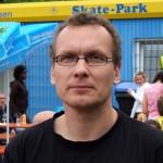 Gesichter des Cross-Skating I – Powerslide Produktentwickler Jürgen Pfitzner