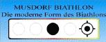 Moderner Biathlon in Musdorf gesponsort vom Cross-Skate-Shop.com