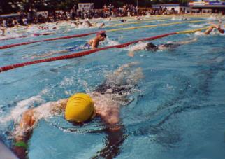 Schwimmen und Cross-Skating passen gut zusammen