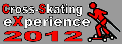 cross-skating experience 2012