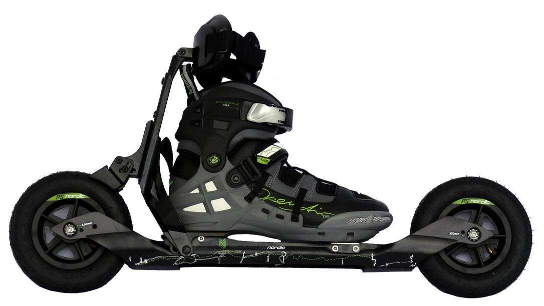 Nordic Cross-Skate XC Trainer 2012 von Powerslide