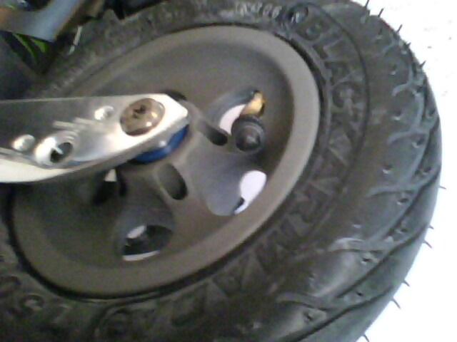 Cross-Skate Reifen
