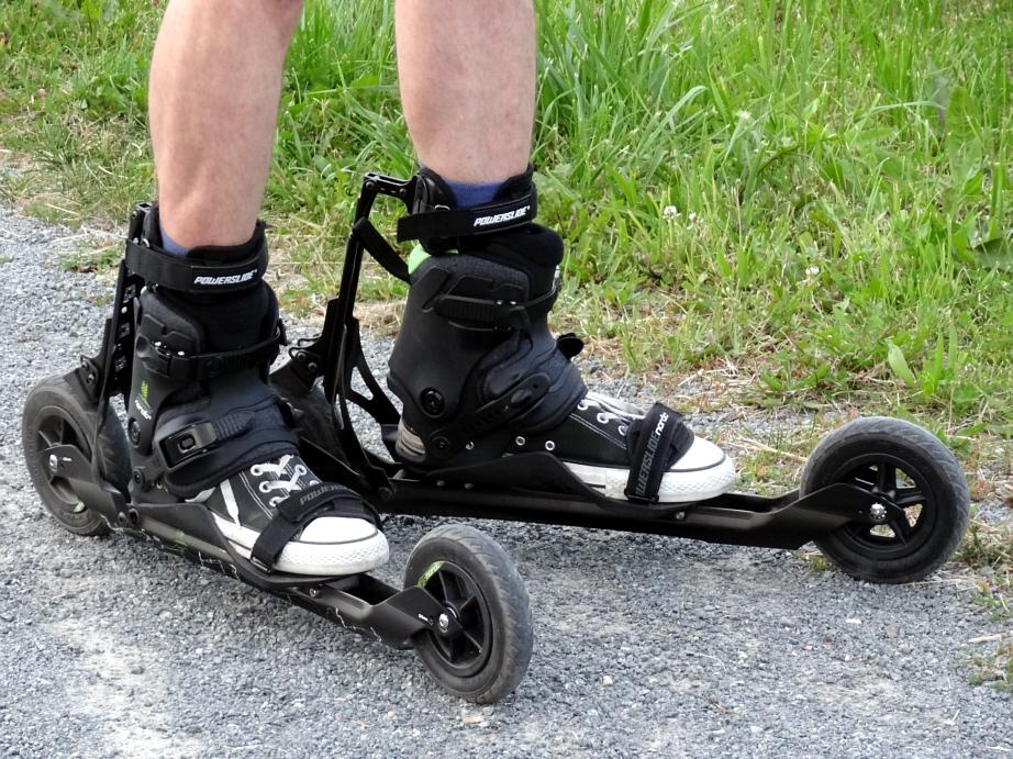 Powerslide XC Skeleton off-road-skate