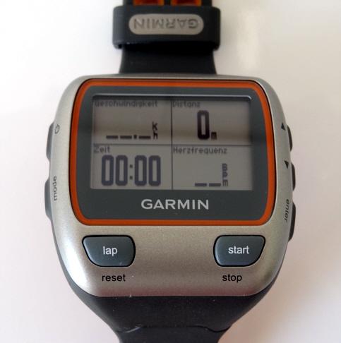 Germin GPS-Uhr