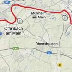 Cross-Skating Deutschland-Tour – 5. Folge, Mainradweg II