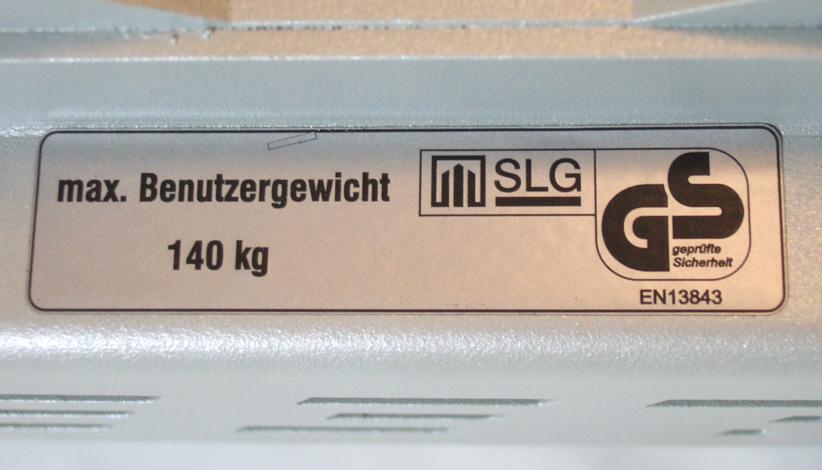 Fleet-skates-Tuev-GS-140 kg