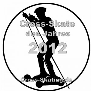 Cross-Skate des Jahres2012