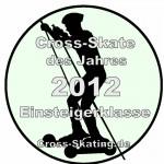 Die Cross-Skates des Jahres 2012