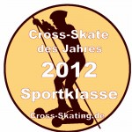 Cross-Skate des Jahres2012-Sportklasse