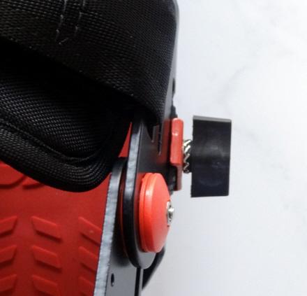 Gefährliche Schraube am Skike V07 Plus