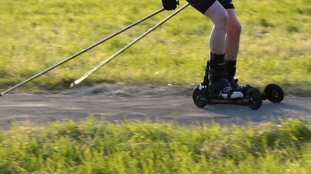 Cross-Skating ist eiin Ganz-Jahres-und-ganz-Körper-Sport