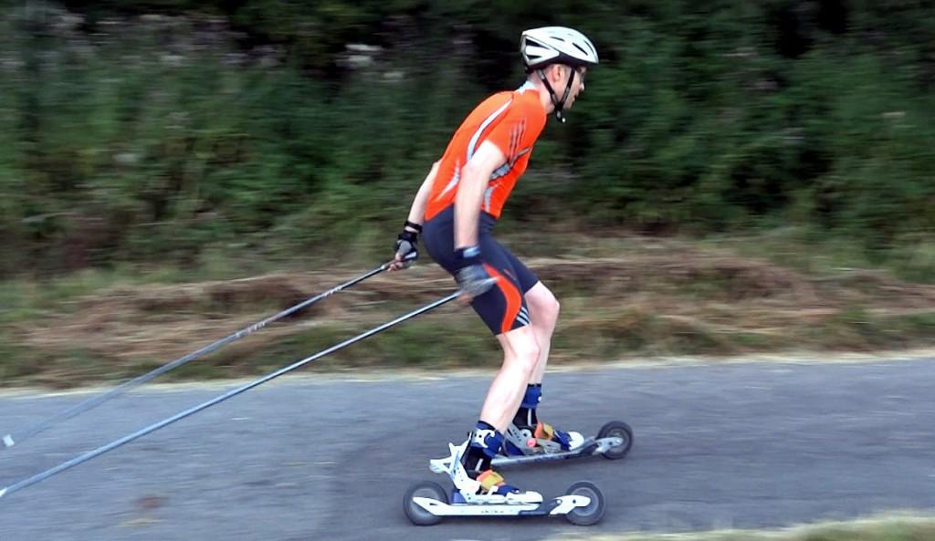 Ungeahnte Trainingswirkungen bietet der Cross-Skating Sport