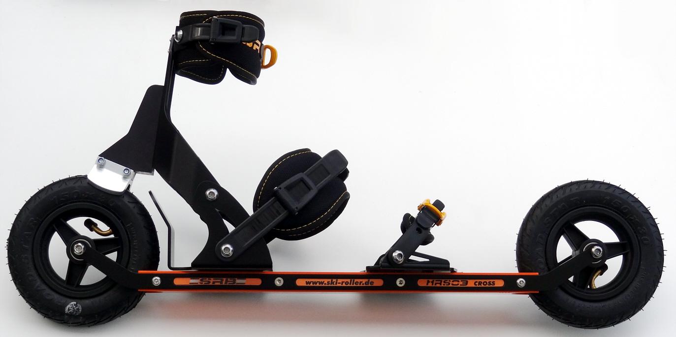 SRB XRS03 - Top-Cross-Skate von Barthelmes