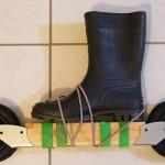 Neuer 9-Zoll-Skate aus Norwegen!