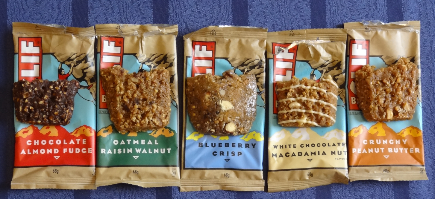How to make a clif bar