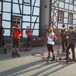"Cross Skating ""Tour de Rur 2013"" in der Eifel"
