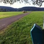 Glan-Blies-Nahe-Tour auf Cross-Skates