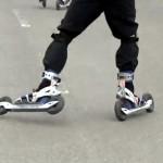 Bewegungsanalysen beim Cross-Skating – Teil 2