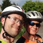 Bahntrassenweg Cross-Skating Tour von Gau-Bischofsheim nach Selzen