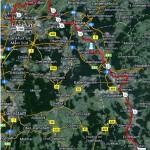 Cross-Skate Tour: Klingenberg- Bad Vilbel – Frankfurt