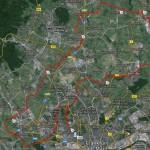 Cross-Skate Tour Frankfurt-Vordertaunus