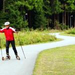 Skirollern und Cross-Skating in Sachsen