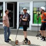 1. Halb-Wasa-Touristik im Rhein-Main-Gebiet