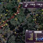 Vulkanradweg mit Zugabe – von Lauterbach nach Frankfurt