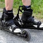 Schuhe für Cross-Skates