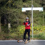 Mulderadweg – Bahntrassenweg bei Aue