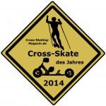 Cross-Skate des Jahres 2014