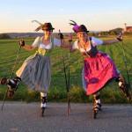 Auf Cross Skates durch Bayerwald, Gäuboden und Labertal…