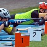 2. Moderner Biathlon in Herten