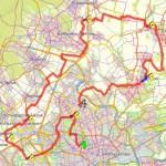 Tour im Frankfurter Nordosten