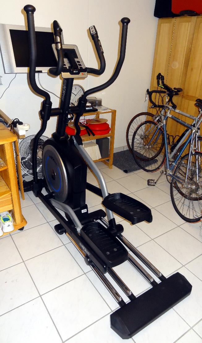 Der Crosstrainer als Trainingsalternative – Teil 2