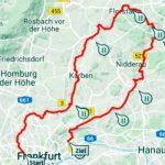 Cross-Skating Tour vom Frankfurter Osten über die hohe Straße