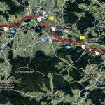 Main-Radweg-Tour mit Cross-Skates, Teil 2