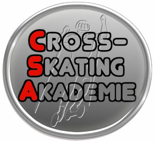 Ausbildung auf Cross-Skates - Cross-Skating lernen Cross-Skating