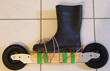 Neue Cross-Skates braucht das Land